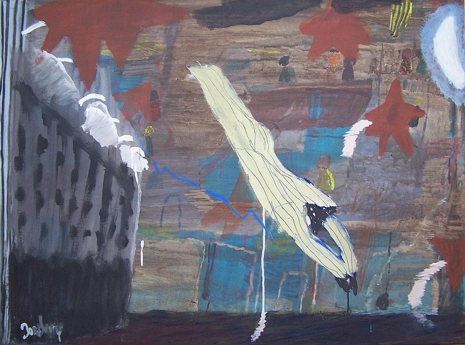fluechtlinge_14_2016_70x50cm_acryl_auf_leinwand