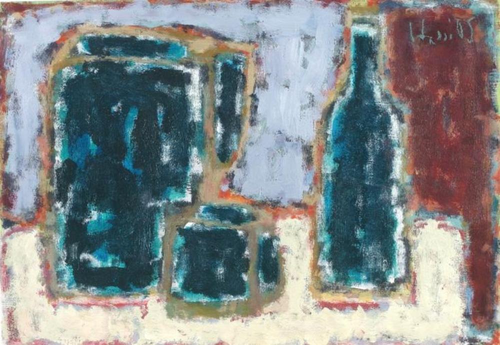 stilleben 12_ 2005_71x50 cm_acryl auf karton